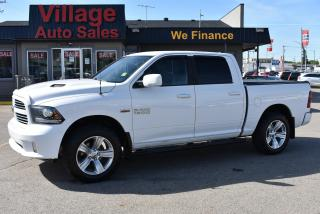 Used 2014 RAM 1500 Sport A/C & Heated Seats! Navigation! Back-Up Camera! for sale in Saskatoon, SK