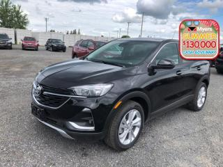 New 2020 Buick Encore GX - Cooled Seats -  Heated Seats for sale in Orleans, ON