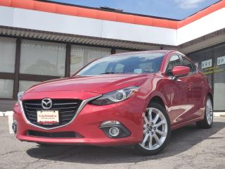 Used 2015 Mazda MAZDA3 GT NAVI | HUD | SUNROOF | BOSE Sound for sale in Waterloo, ON