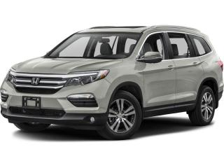 Used 2016 Honda Pilot EX-L Navi Accident Free, One Owner Pilot EX-L with Navigation! Certified Powertrain Warranty Until 04/27/2023 for sale in Waterloo, ON