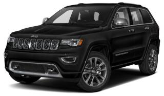 New 2020 Jeep Grand Cherokee Overland for sale in Ottawa, ON