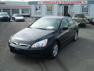 Used 2007 Honda Accord SE for sale in Saint-jean-sur-richelieu, QC