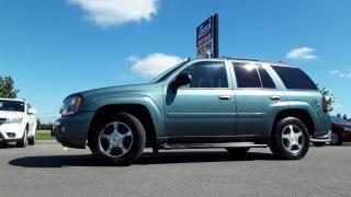 Used 2009 Chevrolet TrailBlazer LT1 for sale in Brandon, MB