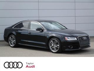 Used 2018 Audi A8 4.0T for sale in Regina, SK
