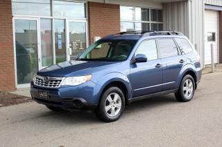 Used 2012 Subaru Forester 2.5X - AWD - HEATED SEATS for sale in Saskatoon, SK