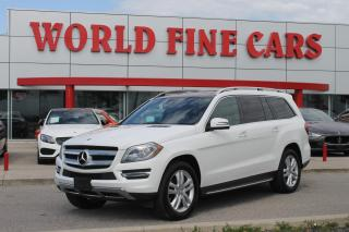 Used 2015 Mercedes-Benz GL-Class | 7-Seats! | *DIESEL* for sale in Etobicoke, ON