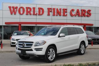 Used 2015 Mercedes-Benz GL-Class | 7-Seats! | *DIESEL* for sale in Etobicoke, ON