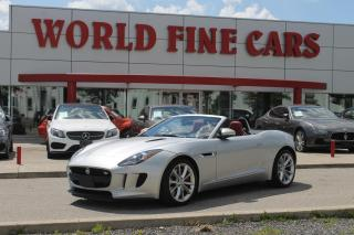 Used 2014 Jaguar F-Type S | One Owner! | *Accident Free* | 380 HP for sale in Etobicoke, ON