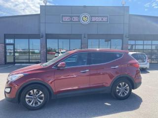 Used 2015 Hyundai Santa Fe Sport AWD 4dr 2.4L Premium for sale in Thunder Bay, ON