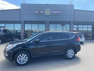 Used 2015 Honda CR-V AWD 5DR EX-L for sale in Thunder Bay, ON