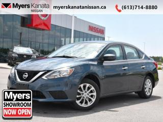 Used 2017 Nissan Sentra SV  - Bluetooth -  Heated Seats - $84 B/W for sale in Kanata, ON