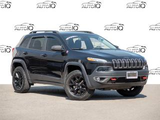 Used 2016 Jeep Cherokee Trailhawk for sale in Welland, ON
