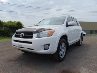 Used 2010 Toyota RAV4 ****MODEL SPORT******4 CYLINDRES***** for sale in St-Eustache, QC