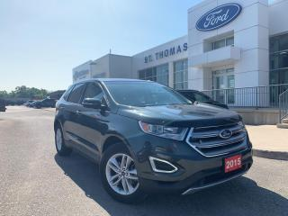 Used 2015 Ford Edge SEL for sale in St Thomas, ON