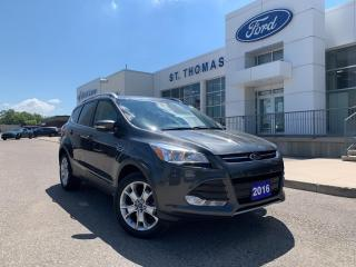 Used 2016 Ford Escape Titanium for sale in St Thomas, ON