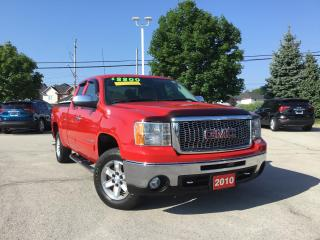 Used 2010 GMC Sierra 1500 SLE AS IS - 2 Wheel Drive for sale in Grimsby, ON