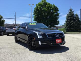 Used 2013 Cadillac ATS 2.0L Turbo for sale in Grimsby, ON