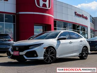 Used 2017 Honda Civic Sport Touring for sale in Milton, ON