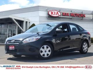 Used 2014 Ford Focus S for sale in Burlington, ON