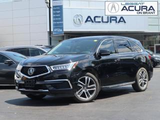 Used 2017 Acura MDX Navigation Package Navigation for sale in Burlington, ON