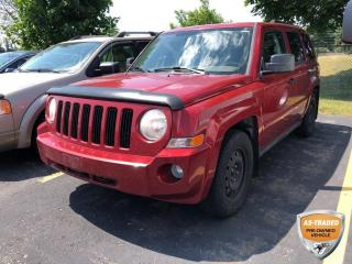 Used 2007 Jeep Patriot Sport/North for sale in Waterloo, ON