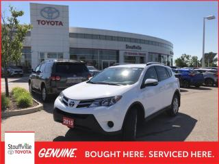 Used 2015 Toyota RAV4 AWD LE UPGRADE - BACKUP CAMERA - HEATED FRONT SEATS for sale in Stouffville, ON