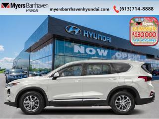 New 2020 Hyundai Santa Fe 2.0T Luxury AWD  - Sunroof - $262 B/W for sale in Nepean, ON