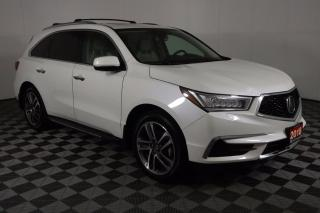 Used 2018 Acura MDX Technology Package 3.5l v6, 9 speed auto, Fwd,Backup Cam, DVD Player, Sunroof for sale in Huntsville, ON