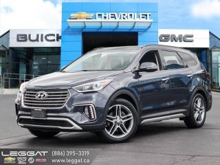 Used 2017 Hyundai Santa Fe XL Limited One owner! | Loaded! for sale in Burlington, ON