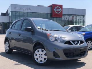New 2019 Nissan Micra S for sale in Midland, ON