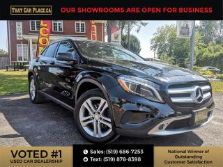Used 2016 Mercedes-Benz GLA Low Millage -AWD-2.0 for sale in London, ON