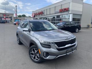 New 2021 Kia Seltos for sale in Milton, ON