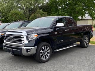 Used 2018 Toyota Tundra Limited 5.7L V8 LIMITED! for sale in Cobourg, ON
