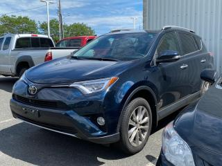 Used 2018 Toyota RAV4 Limited LIMITED+XTRA WARRANTY-80,000 KMS! for sale in Cobourg, ON