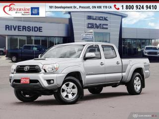 Used 2014 Toyota Tacoma V6 for sale in Prescott, ON