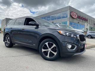 Used 2016 Kia Sorento EX+ for sale in Hamilton, ON