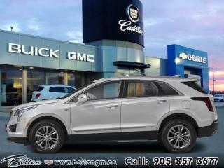 New 2020 Cadillac XT5 Premium Luxury - Navigation - $386 B/W for sale in Bolton, ON