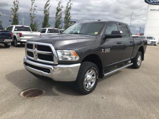 Used 2018 RAM 3500 ST 6 SPEED MANUAL!! CUMMINS!! for sale in Fort Saskatchewan, AB