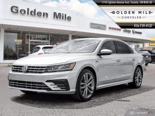 Used 2017 Volkswagen Passat 1.8 TSI Highline Highline R-LIne, One Owner, Clean Carfax for sale in North York, ON