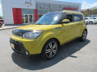 Used 2015 Kia Soul for sale in Peterborough, ON