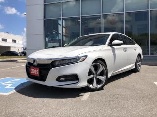 Used 2019 Honda Accord Touring 2.0T for sale in Whitchurch-Stouffville, ON