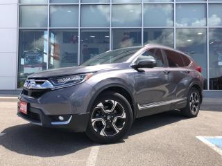 Used 2019 Honda CR-V Touring for sale in Whitchurch-Stouffville, ON