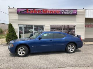 Used 2010 Dodge Charger SXT LEATHER for sale in Tilbury, ON