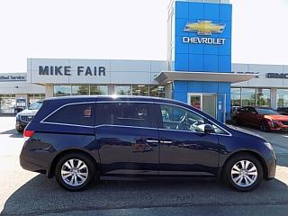 Used 2016 Honda Odyssey EX for sale in Smiths Falls, ON
