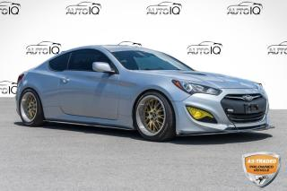 Used 2013 Hyundai Genesis Coupe 2.0T for sale in Barrie, ON