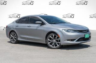 Used 2016 Chrysler 200 C for sale in Barrie, ON