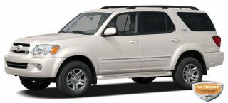 Used 2007 Toyota Sequoia limited V8 for sale in Innisfil, ON