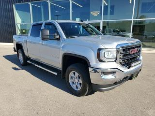 Used 2016 GMC Sierra 1500 Crew, 4x4, SLE, Apple,Android CarPlay for sale in Ingersoll, ON