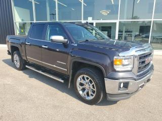 Used 2015 GMC Sierra 1500 Crew, LOADED, Sunroof, NAV, HTD & Vented Seats for sale in Ingersoll, ON