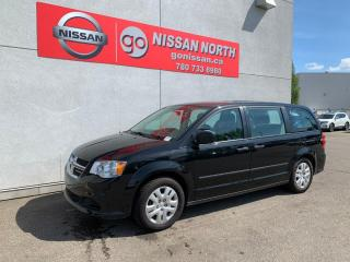 Used 2017 Dodge Grand Caravan Canada Value Package 4dr FWD Passenger Van for sale in Edmonton, AB